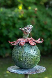 CeramiCactus Fiore Rosso - Zanellazine