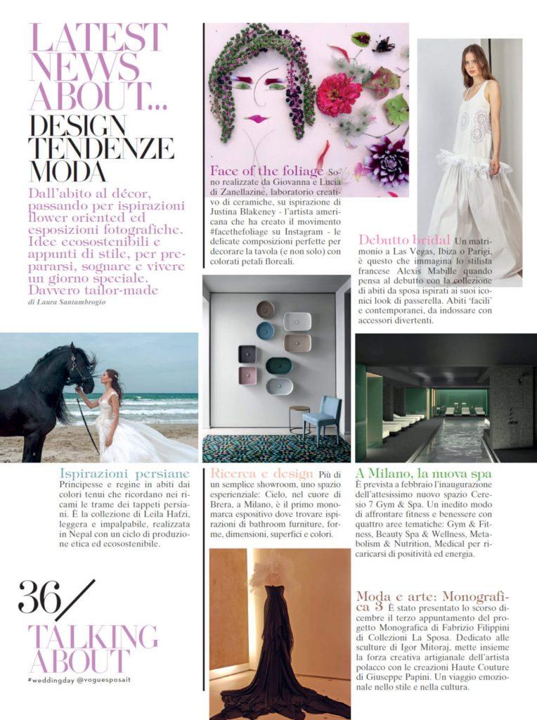 Vogue Sposa 12 2016 - Zanellazine
