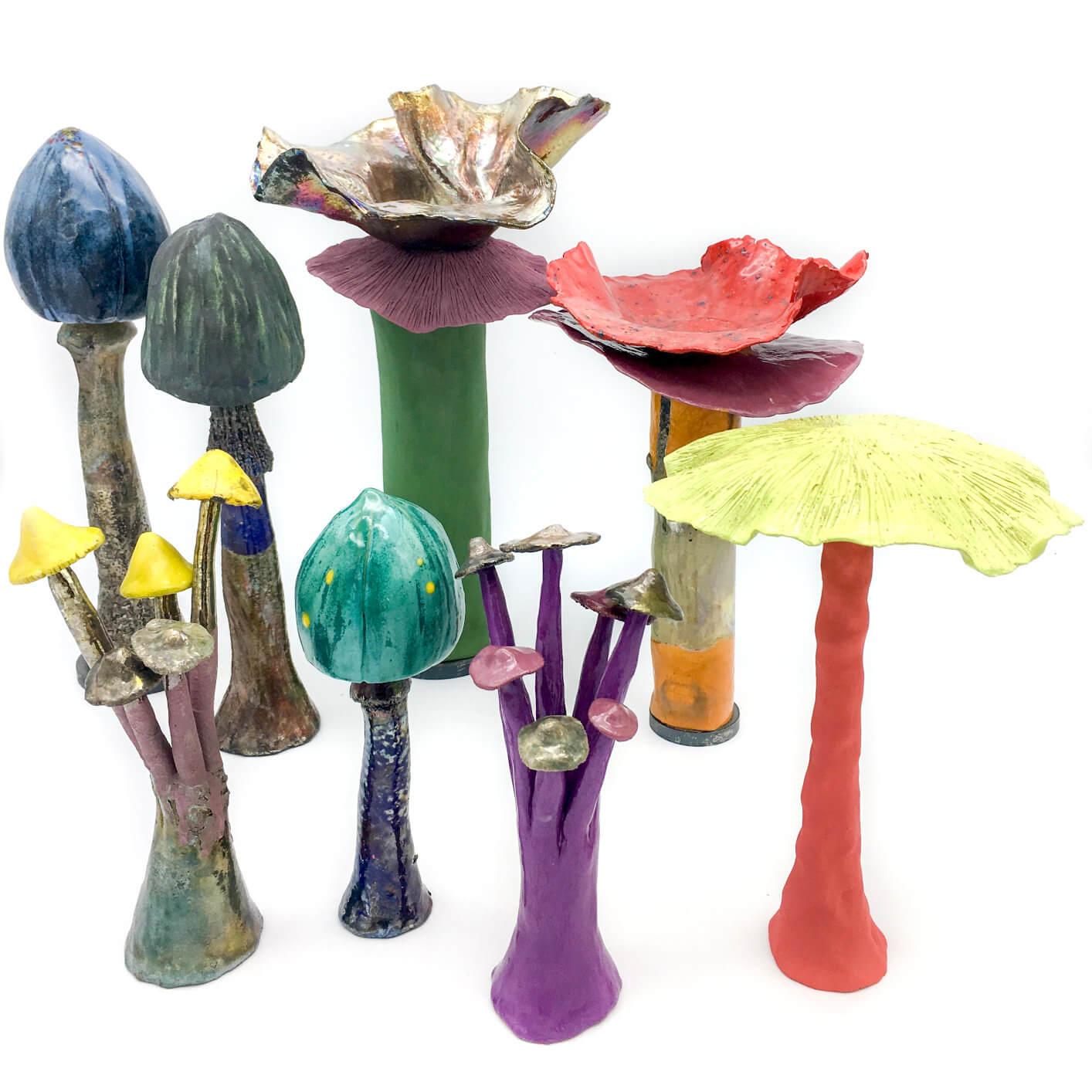 Set Funghi #9 - Zanellazine