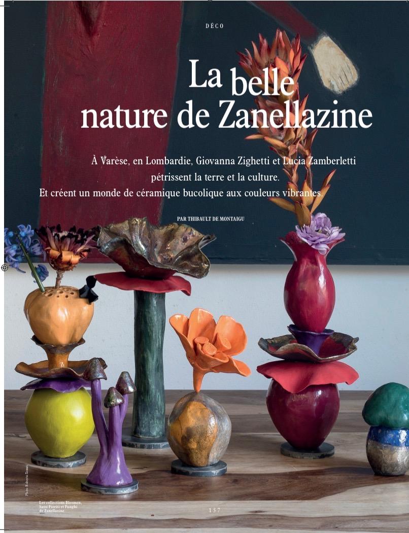 zanellazine L'officiel Paris 2020